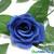 Flower Garland - Silk Rose - 8' - Royal Blue - BUY MORE, SAVE MORE!