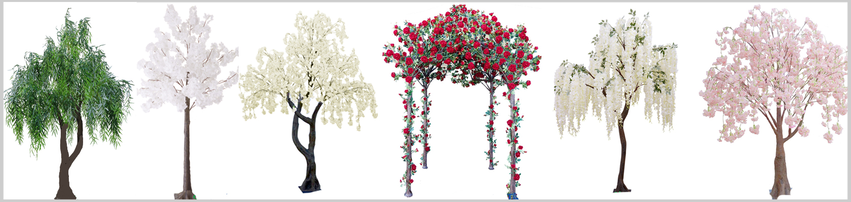 Artificial Flower Trees - ShopWildThings