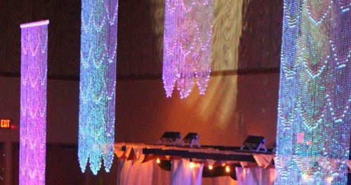 raindrop beaded curtains
