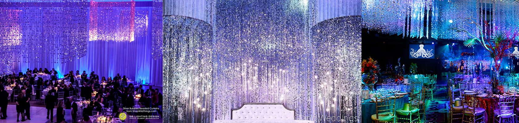 Bubbles Beaded Curtains - ShopWildThings