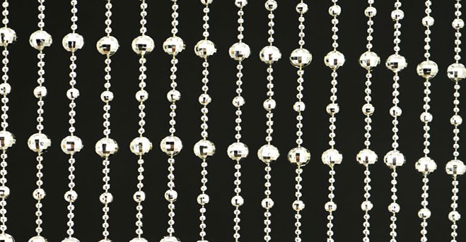 ballchain curtains
