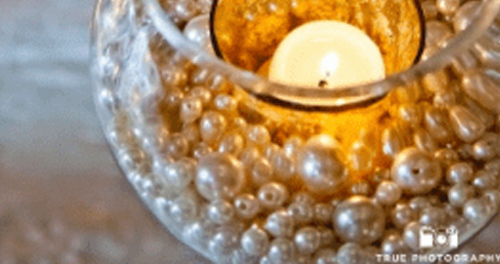 pearl confetti