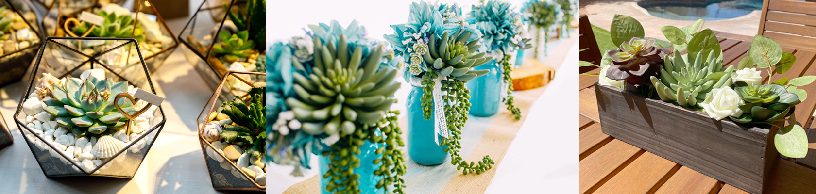 Artificial Succulents - ShopWildThings