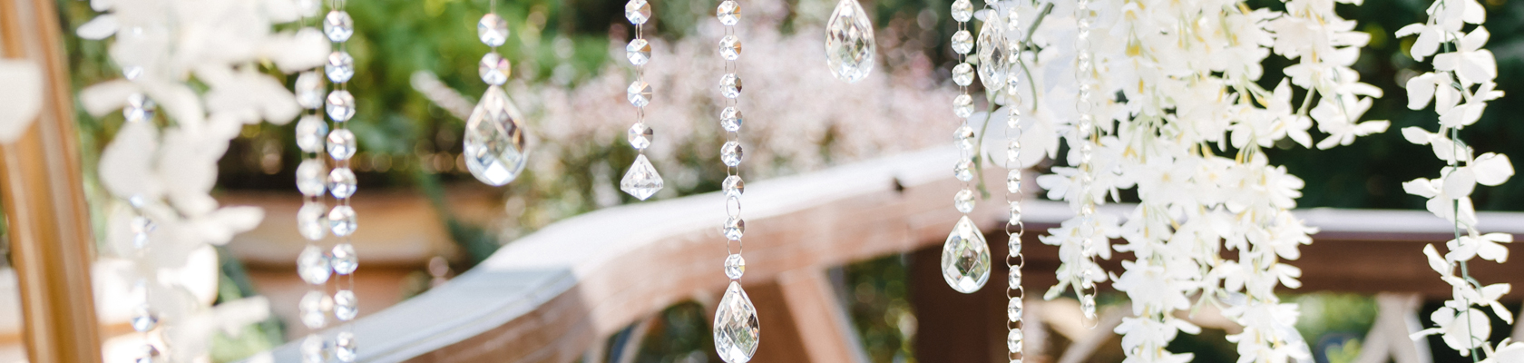 Crystal Garlands - ShopWildThings