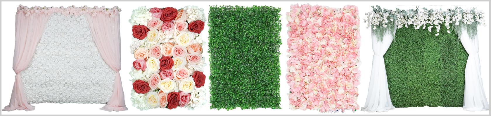 Landscape Walls & Flower Walls Premium Quality