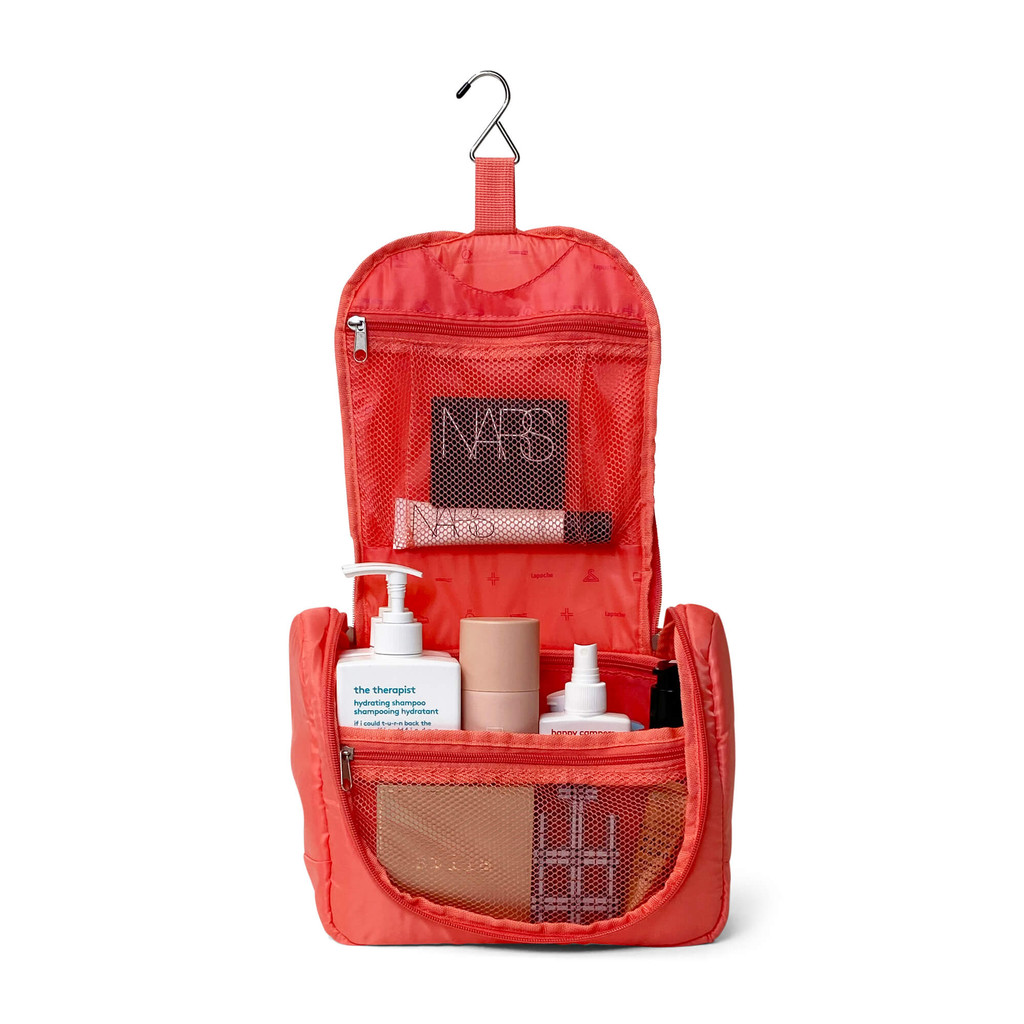 toiletry organiser (large) blush