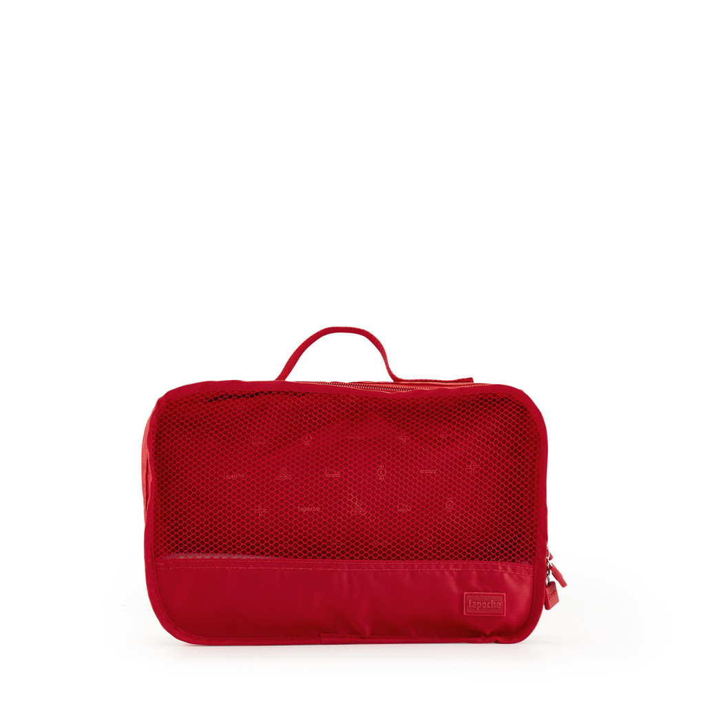 garment cube (small) red