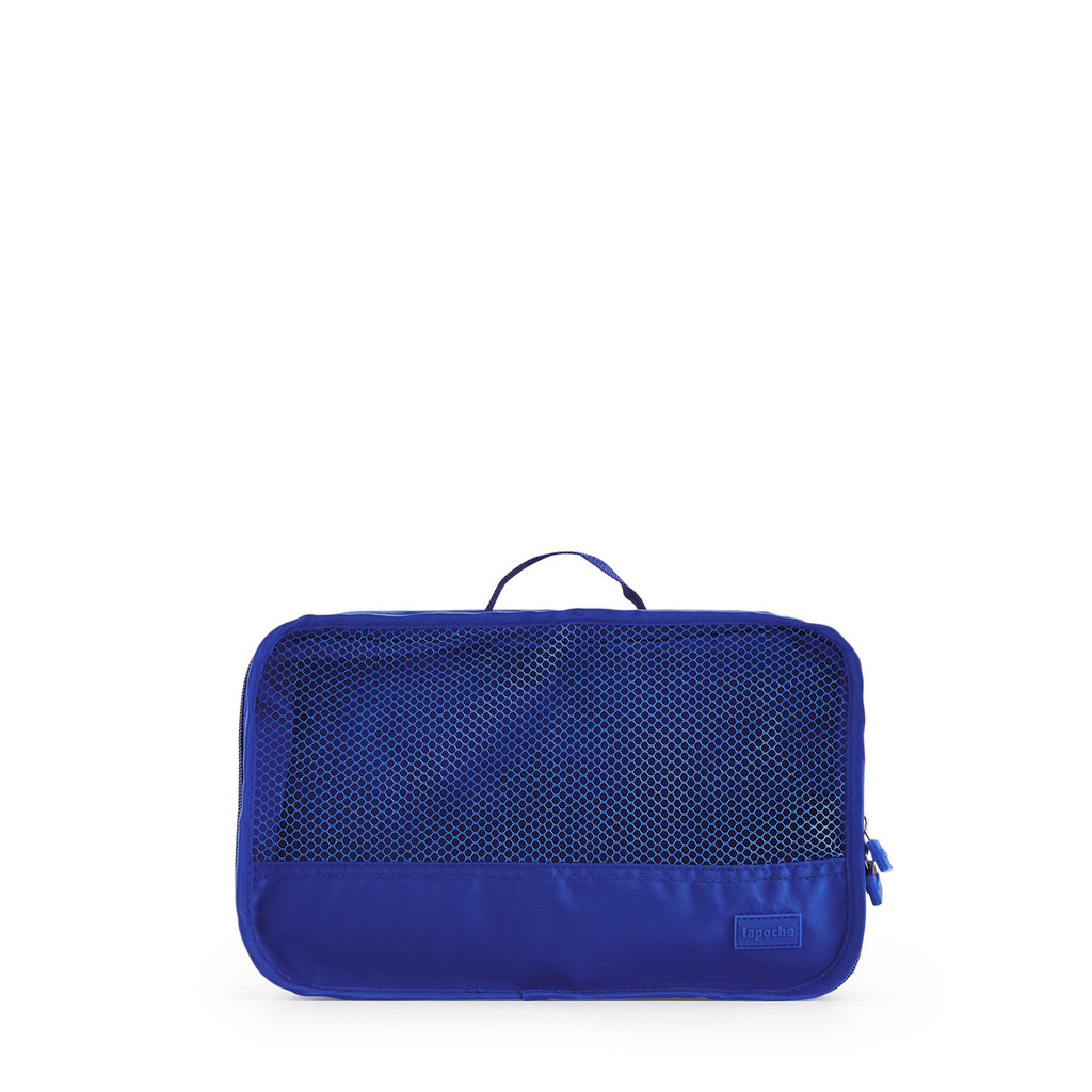 luggage organiser (small) blue