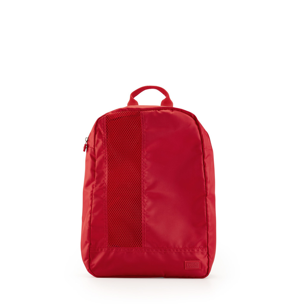shoe bag red