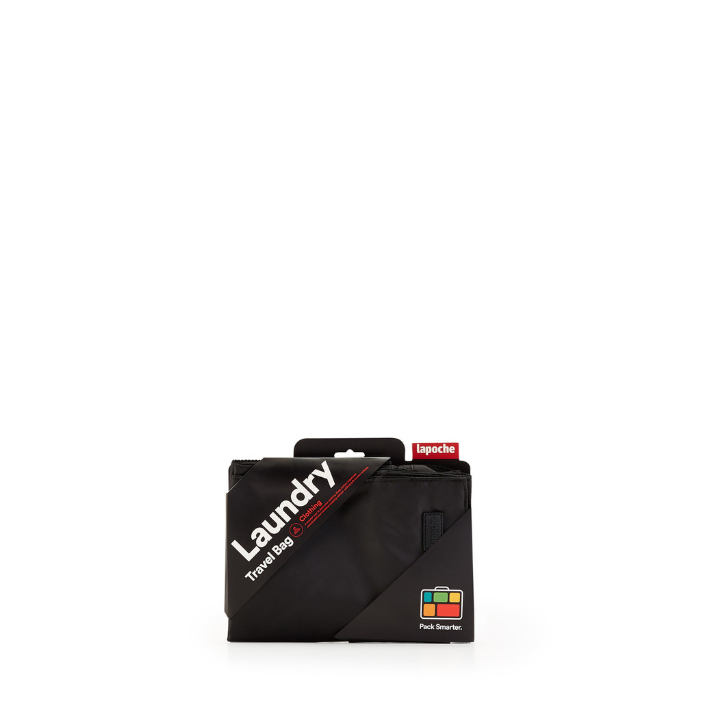 laundry bag black