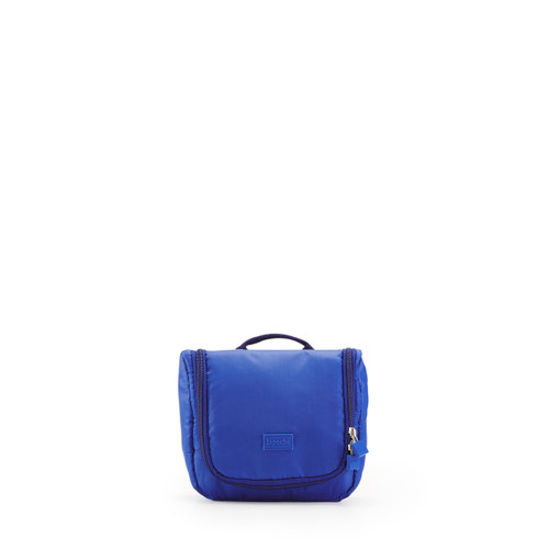 toiletry organiser (small) blue