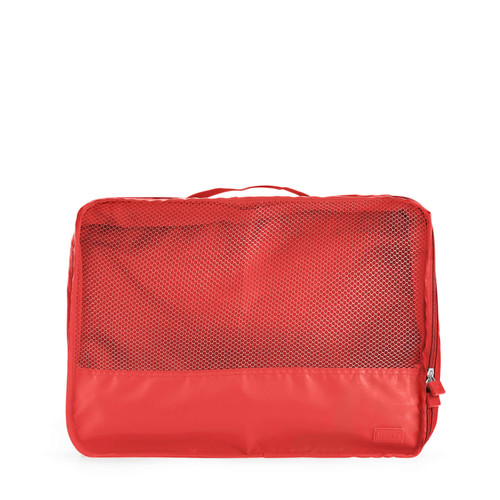luggage organiser (medium) blush
