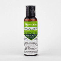 BioCBD+-Topical Oil For Muscles and Joints