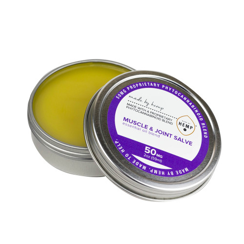 Made By Hemp-Muscle and Joint Salve