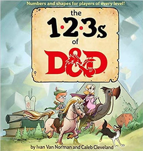 123s of D & D Dungeons & Dragons