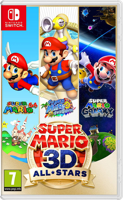 Super Marion 3D All-Starts (Switch)