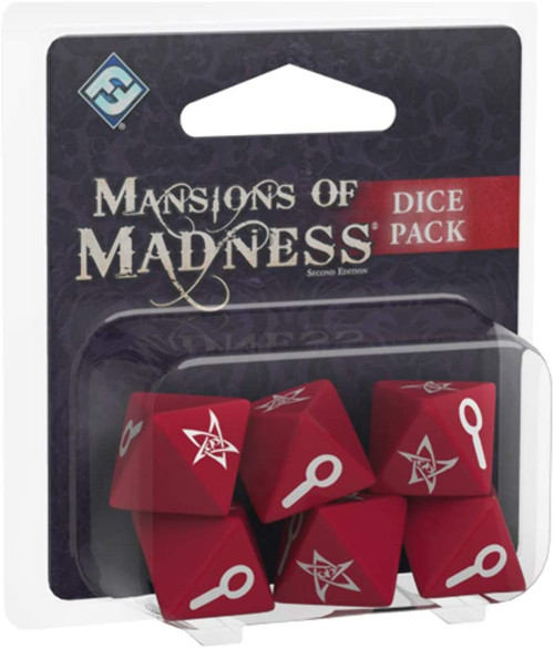 Dice Pack: Mansions of Madness 2nd