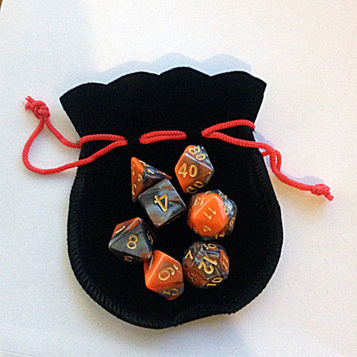 Small Dice Pouch