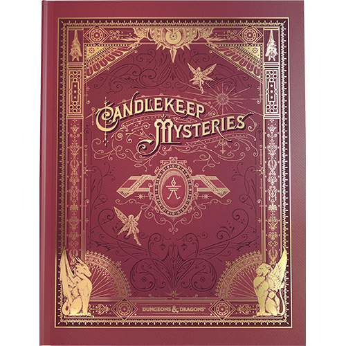 D&D Candlekeep Mysteries (Alt Cover)