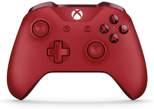 Wireless Controller - Red (Xbox One)