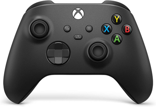 Wireless Controller + USB-C Cable - Carbon Black (Xbox Series X/S)