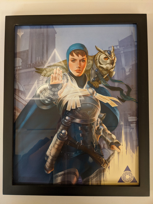 Ravnica Weekend Poster - Framed - Lavinia