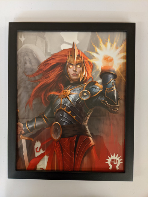 Ravnica Weekend Poster - Framed - Aurelia