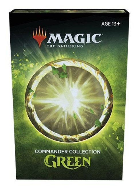 MTG: Commander Legends Collection Green