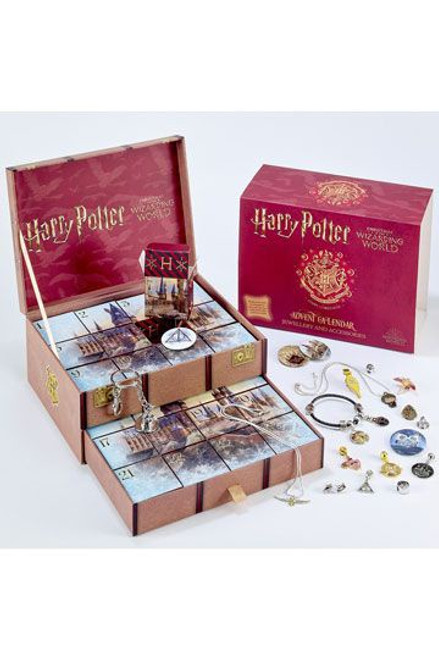Harry Potter Jewellery Advent Calendar 2021