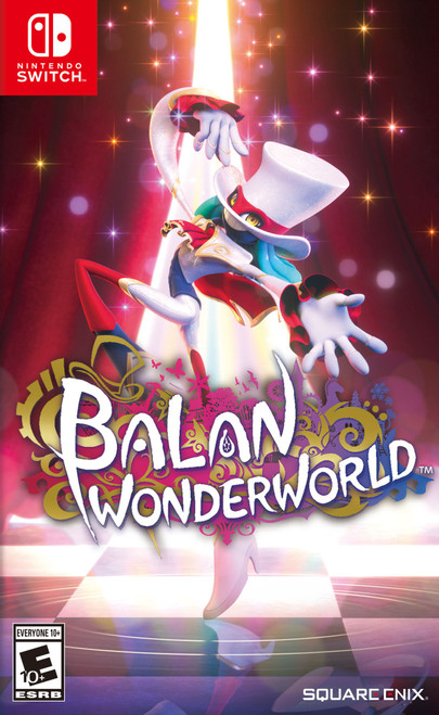 Balan Wonderworld (Switch)