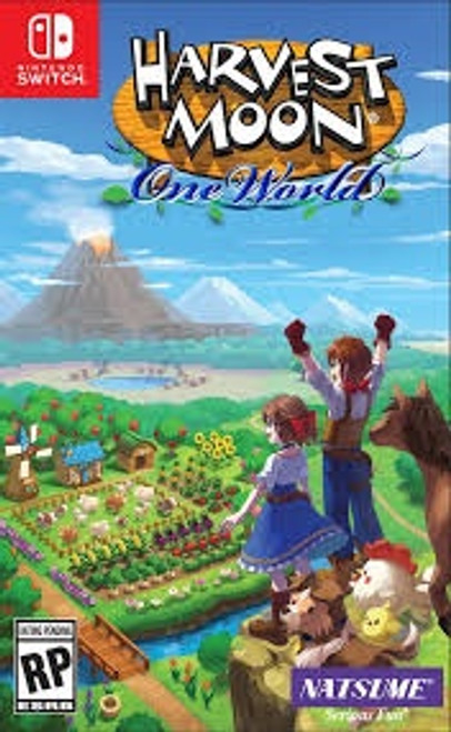 Harvest World: One Moon (Switch)
