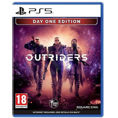 Outriders D1E (PS5)