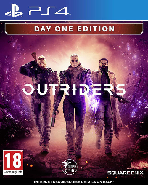 Outriders D1E (PS4)
