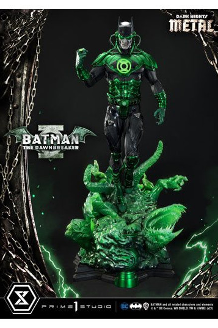 Dark Nights: Metal Statue 1/3 The Dawnbreaker
