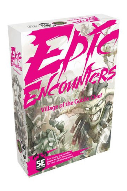 Epic Encounters: Village of the Goblin Chief