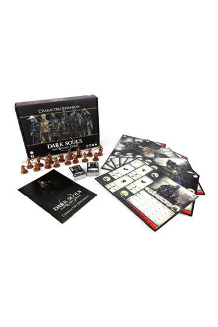 Dark Souls The Board Game Expansion Characters