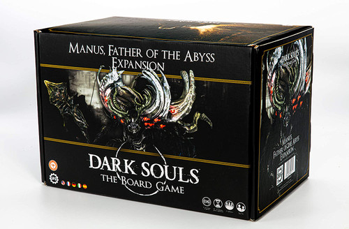 Dark Souls The Board Game Expansion Manus Father Of The Abyss