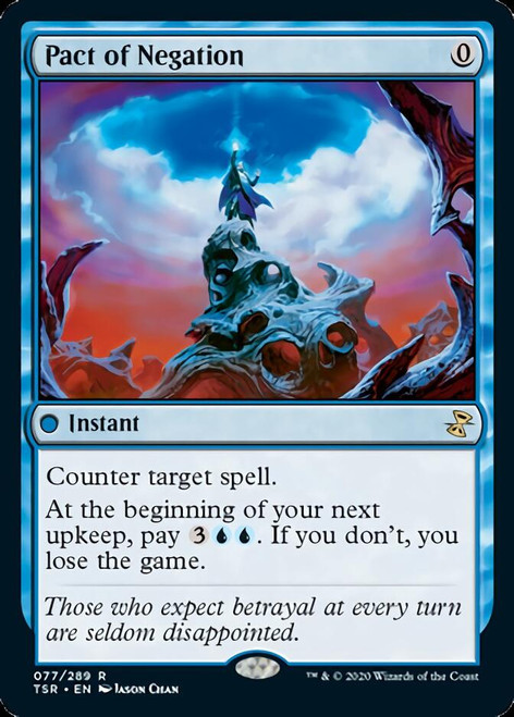 Pact of Negation Foil (tsr)