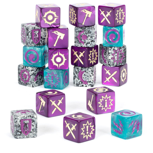 WHU: GRAND ALLIANCE DEATH DICE