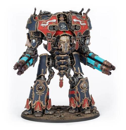 AD/TITAN: WARMASTER HEAVY BATTLE TITAN