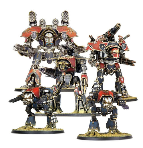 A/TITANICUS: PRECEPT MANIPLE BATTLEFORCE