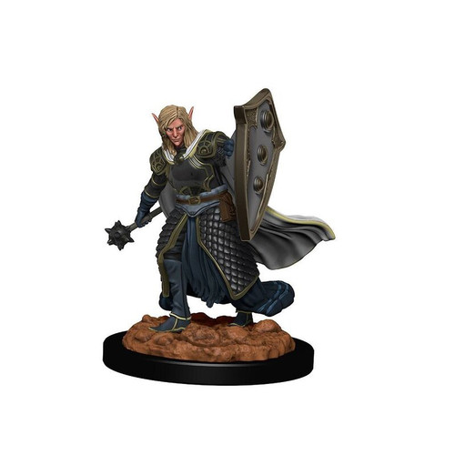 Icons of the Realms - Elf - Male - Cleric