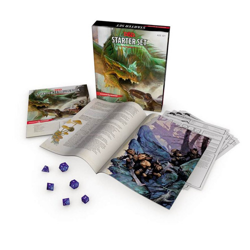D&D 5th Starter Set