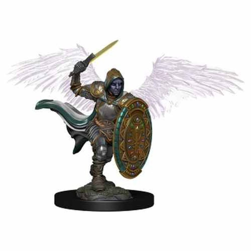Icons of the Realms - Aasimar - Male - Paladin