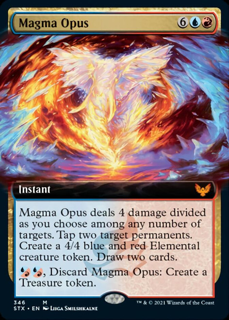 Magma Opus Extended (stx)