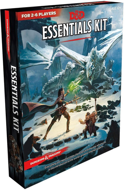 D&D Essentials Kit 5th Edition