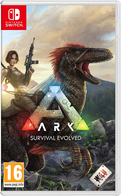 Ark:Survival Evolved (Switch)