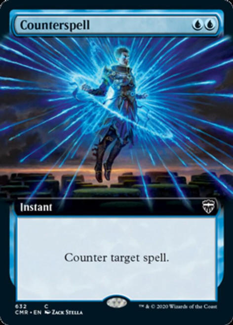 Counterspell Extended Foil (cmr)