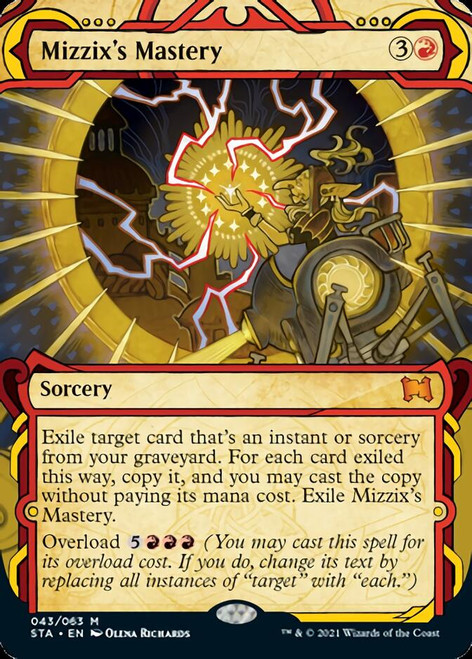 Mizzix's Mastery Etched Foil (sta)