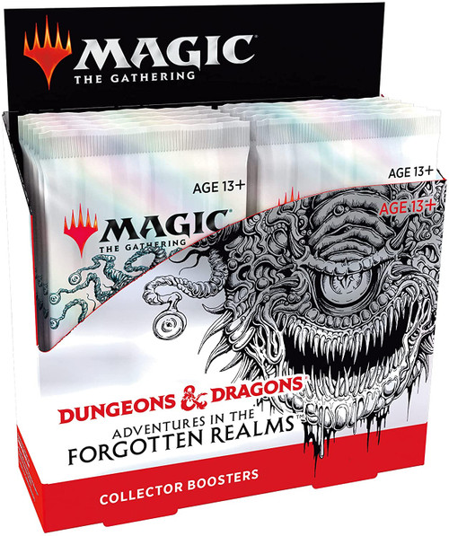 MTG: Adventures in the Forgotten Realms Collector Booster CDU